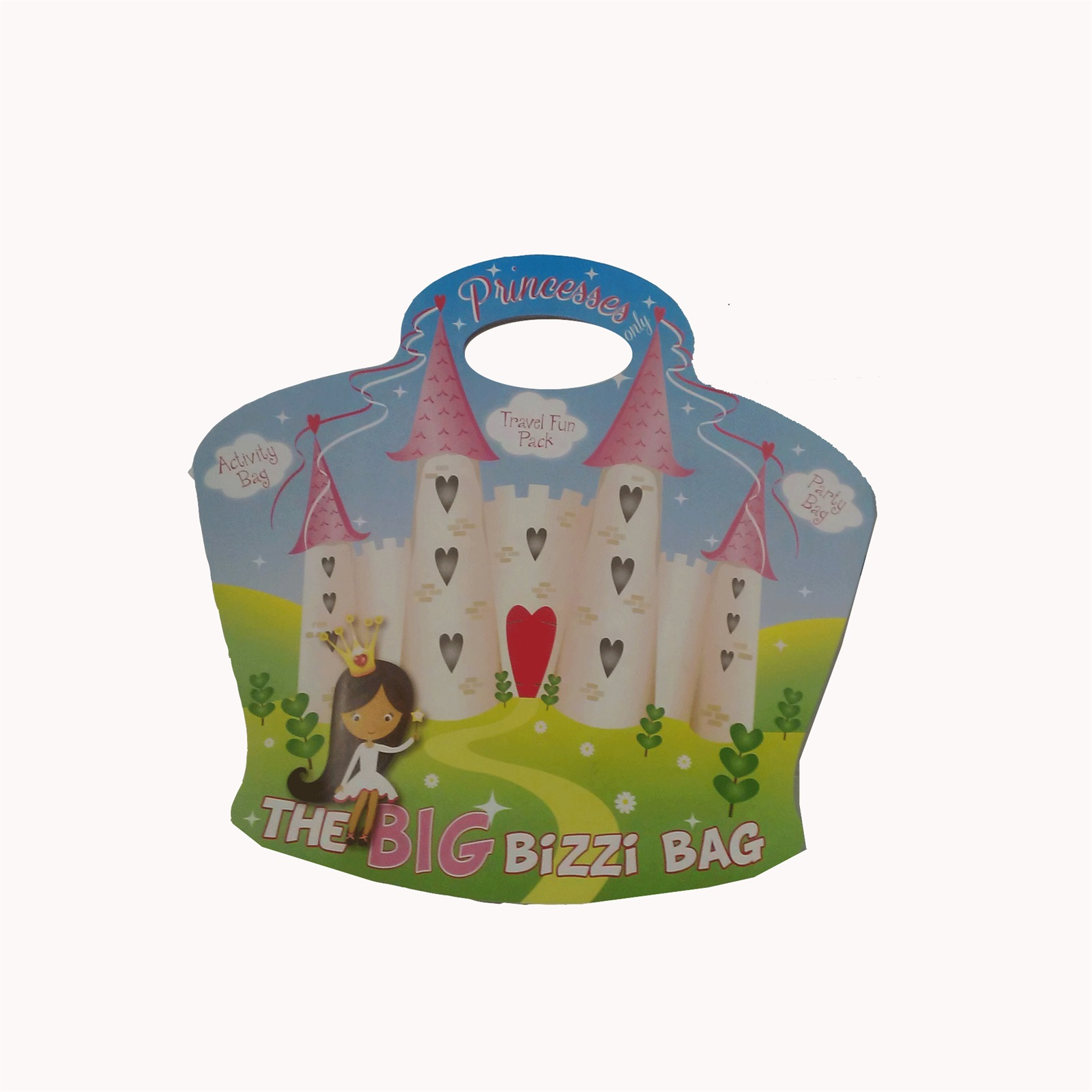 Trampoline Party Glasgow: Little Princess Party Bag