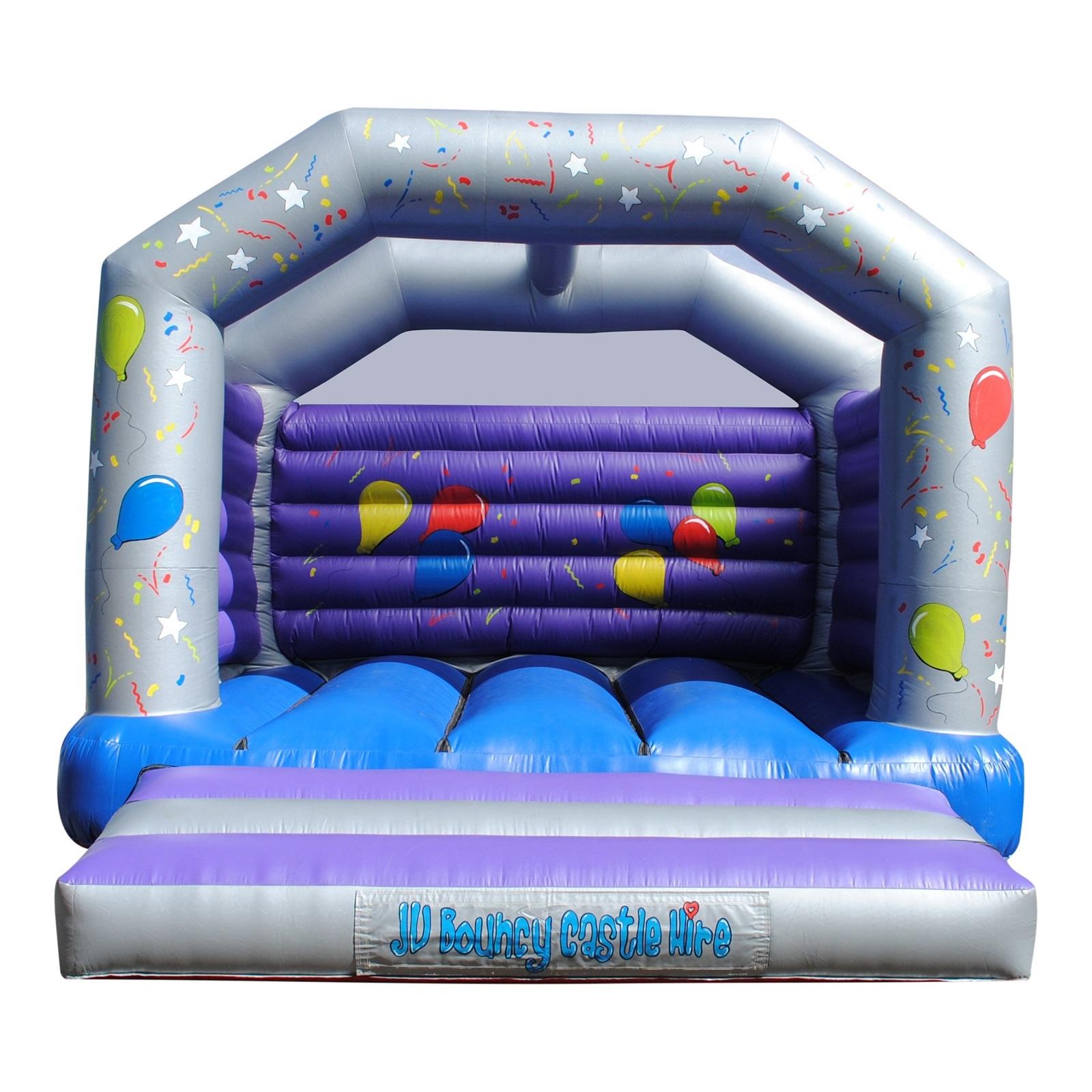 Inflatable Slide Hire Uk: JV Bouncy Castle Hire Farnborough